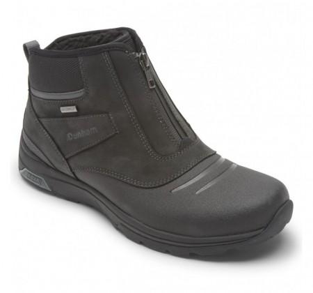 Dunham Trukka Waterproof Zip Black
