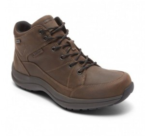 Dunham Simon Waterproof Brown
