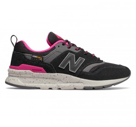New Balance Women's 997H Cordura Black