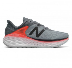 New Balance Fresh Foam More v2 Gunmetal