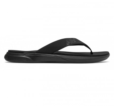 New Balance Men's 340 Flip-Flop Black