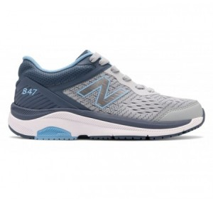 New Balance WW847v4 Aluminum