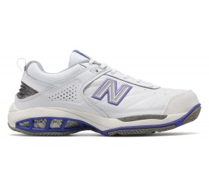 New Balance Women's Court 806 White/Purple