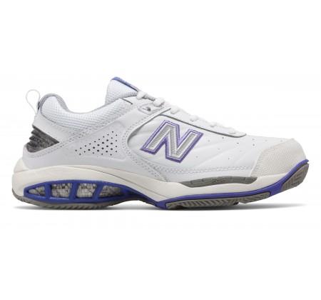 New Balance Women's Court 806 White/Purple