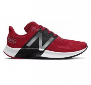 New Balance FuelCell M890v8 Neo Crimsom