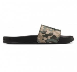 New Balance Men's 200 Camo Slide
