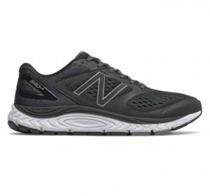 New Balance M840v4 Black & White