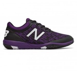 New Balance 4040v5 Turf Purple