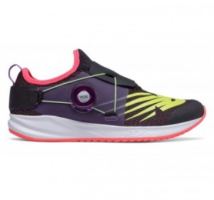 New Balance Little Kids FuelCore Reveal BOA Black