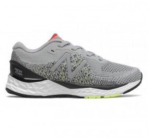 New Balance Youth Fresh Foam 880v10 Silver