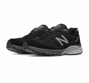 Women's New Balance 990v4 Black
