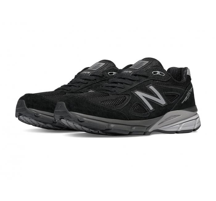 New Balance Women's 990v4 Black