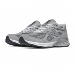 Women's New Balance 990v4 Grey