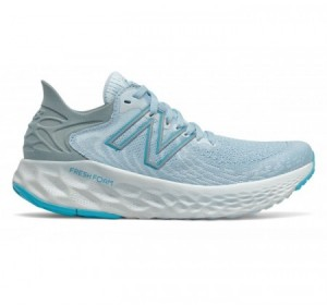 new balance women's 1080v11 light blue