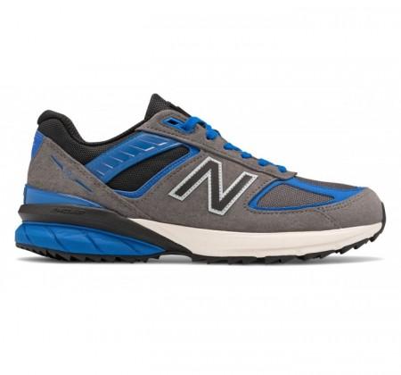 New Balance Men's Trail 990 Grey/Blue