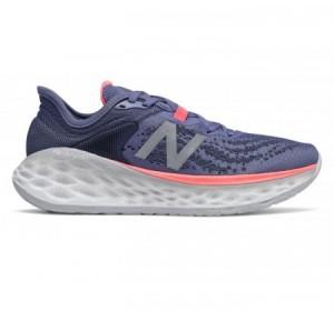 New Balance Fresh Foam More v2 Magnetic Blue