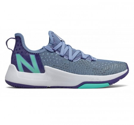New Balance Women's FuelCell Trainer Blue