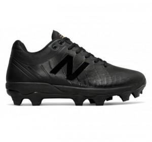New Balance 4040v5 TPU Triple Black Cleat