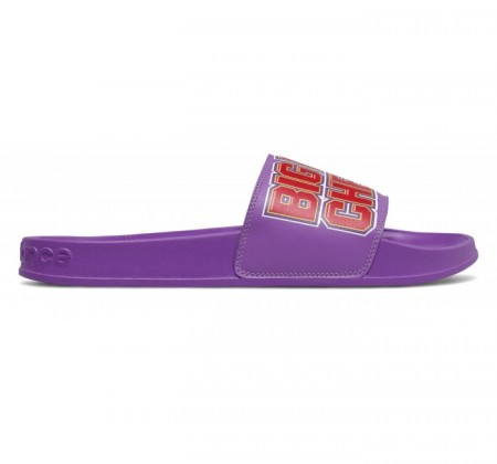 New Balance Men Big League Chew Slide Purple