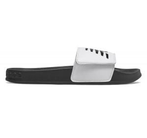 New Balance Women 200 Adjustable Slide White