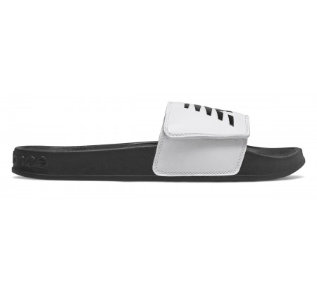 New Balance Women 200 Adjustable Slide White