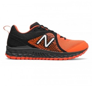 New Balance Fresh Foam 3000v5 Turf Black w/Orange