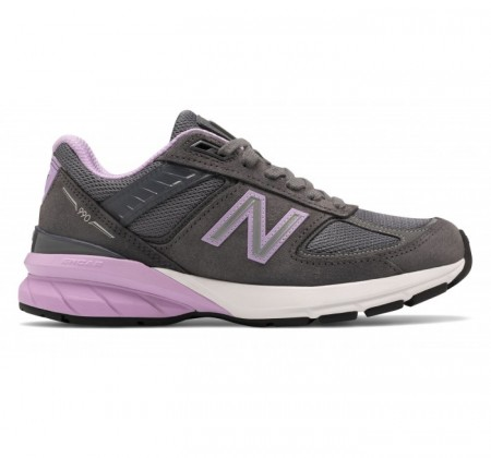 New Balance Made in US W990v5 Dark Violet Glo