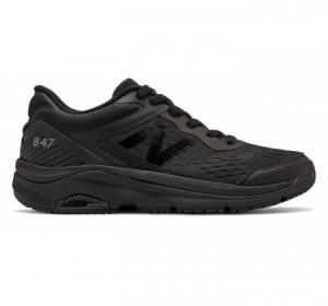New Balance women's 847v4 all black sneaker