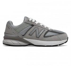 New Balance Little Kids 990v5 Grey