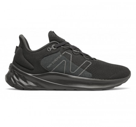 New Balance Men Fresh Foam Roav v2 All Black