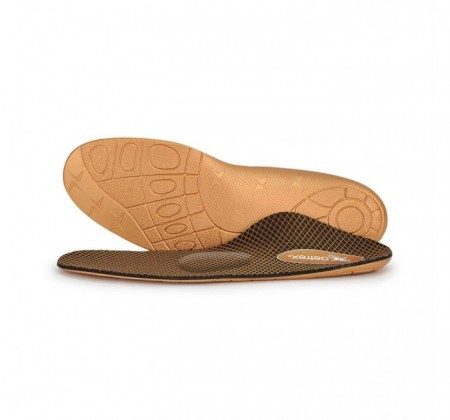 Aetrex Women's L425 Compete Posted Orthotics w/Metatarsal Support