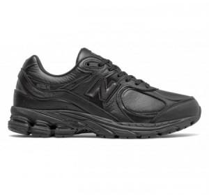 New Balance M2002R All Black Leather