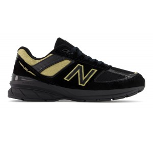 New Balance 990v5 Black Heritage