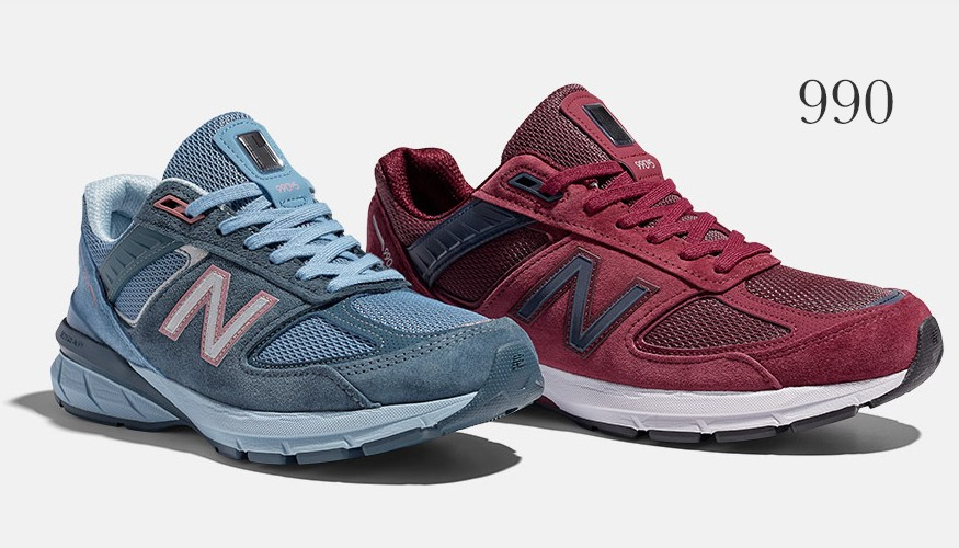 New Balance Made in US 990v5 running shoes