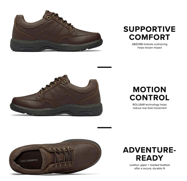 NB Men's 1700 casual shoes - details