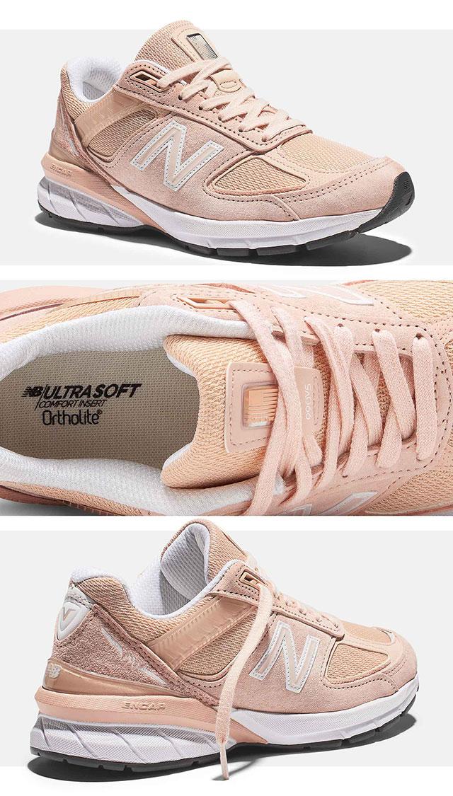 Women's 990v5 Pink