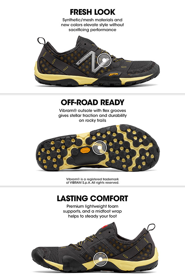 NB Minimus Trail 10 v1 specs